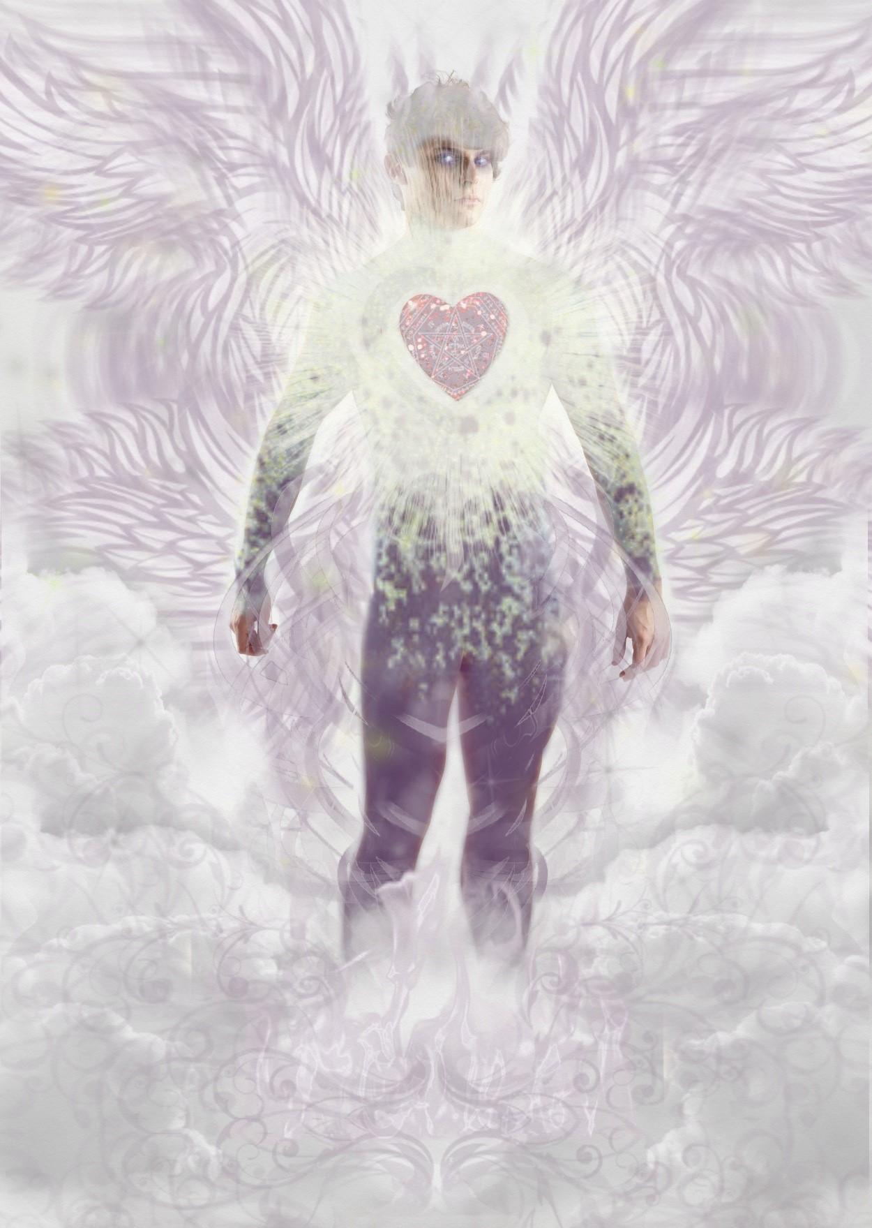 Archangel Tzaphkiel
